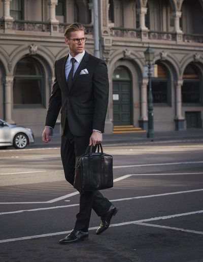 Made to measure and bespoke suits