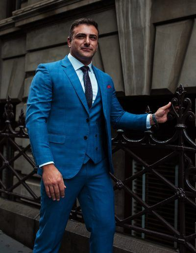 Made to measure tailor melbourne